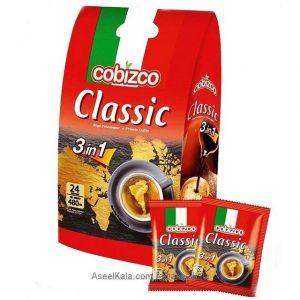 کافی میکس کلاسیک 3 در 1 کوبیزکو COBIZCO