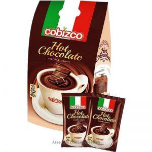 هات چاکلت (شکلات داغ) کوبیزکو