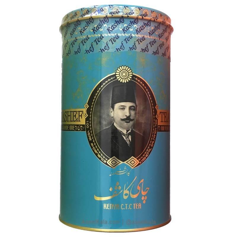 چای کله مورچه ساده کاشف