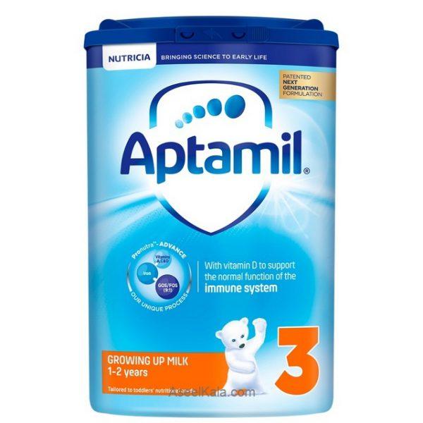 شیر خشک آپتامیل APTAMIL شماره 3