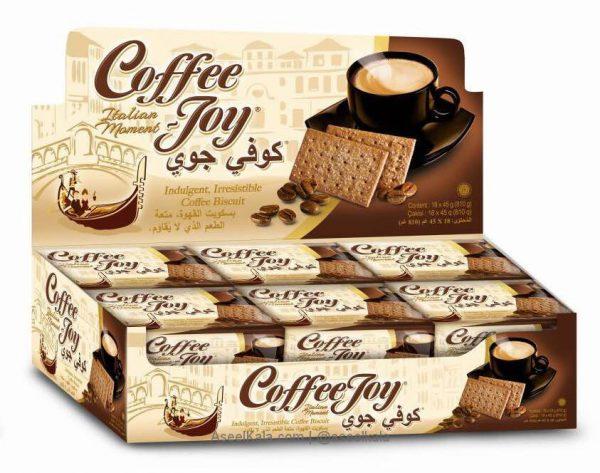 coffee joy biscuit