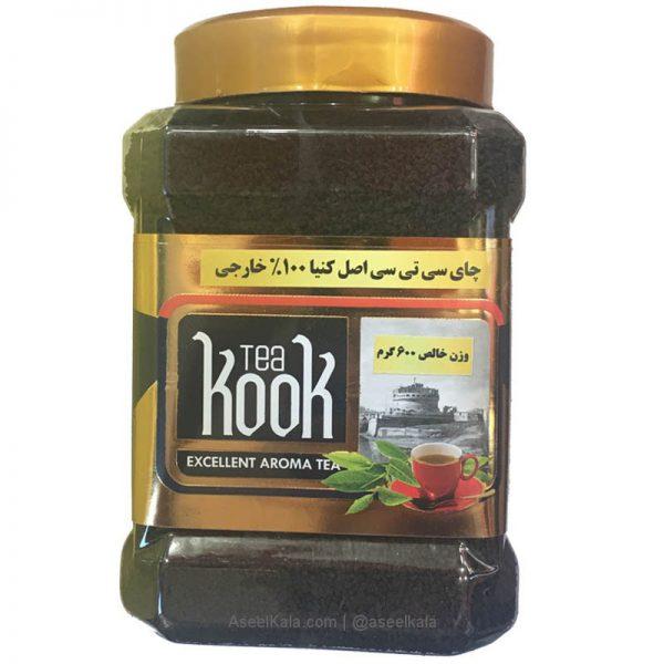 چای کله مورچه ساده کوک