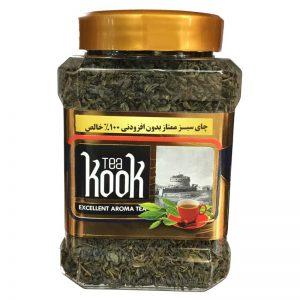 چای سبز ممتاز کوک