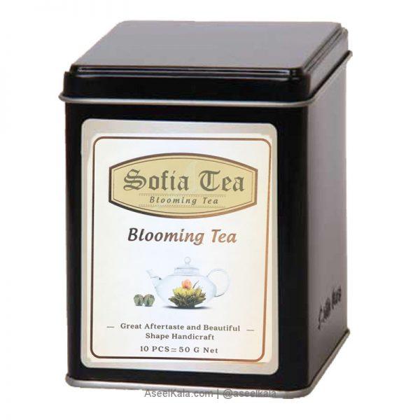sofia blooming tea