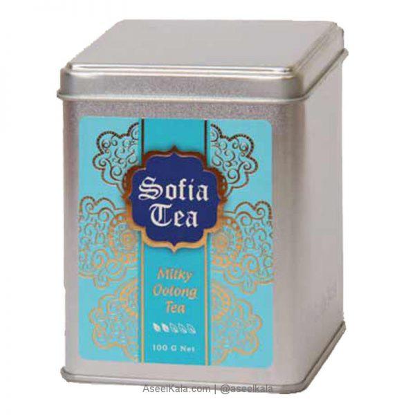 sofia oolong milk tea