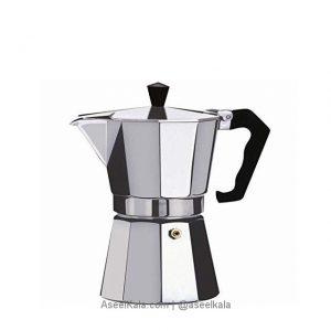 قهوه جوش آلومینیومی اسپرسو ساز 200 گرم