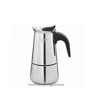 قهوه جوش اسپرسو ساز استیل 300گرم