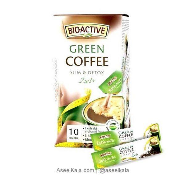 قهوه لاغری بیگ اکتیو