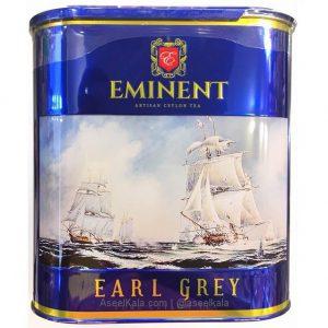 چای امیننت ارل گری قوطی 400 گرمی