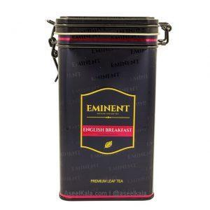 چای امیننت Eminent ساده قوطی 250 گرم