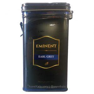 چای امیننت Eminent ارل گری قوطی 250 گرم