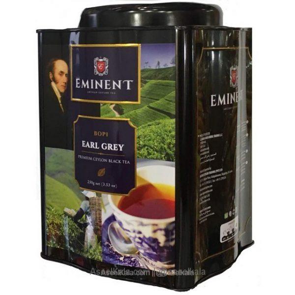 چای امیننت EMINENT قوطی 250 گرم با طعم ارل گری