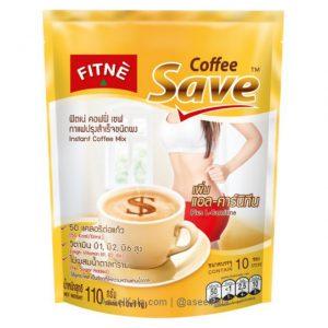 کافی میکس لاغری چربی سوز FITNE COFFEE SAVE