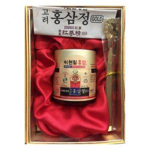 عصاره جینسینگ قرمز 6 ساله کره ای طلایی 30 گرمی