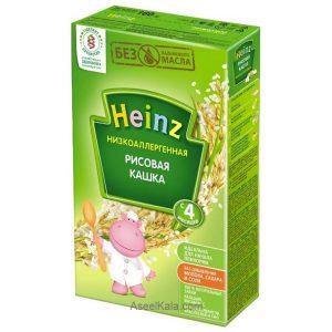 سرلاک بدون شیر هاینز HEINZ با طعم برنج