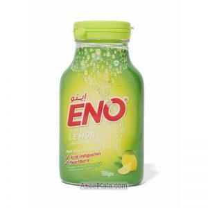 پودر نمک میوه ضد اسید اینو یا انو ENO با طعم لیمو