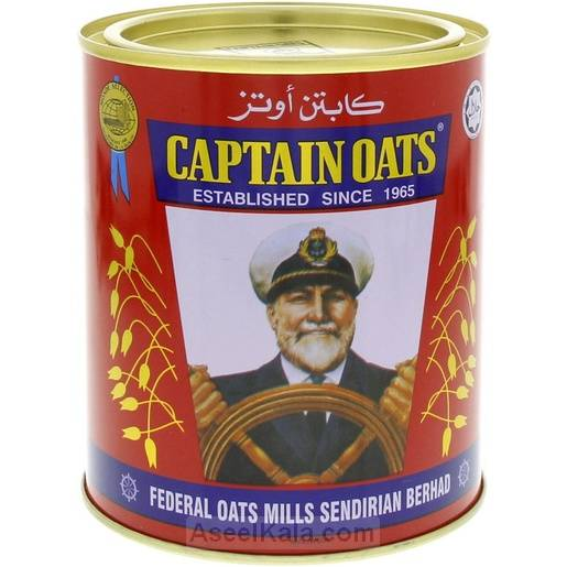 بلغور جو دوسر پرک شده کاپیتان اوتز CAPTAIN OATS
