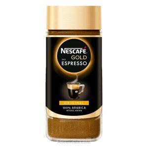 قهوه آماده گلد اسپرسو نسکافه NESCAFÉ GOLD Espresso