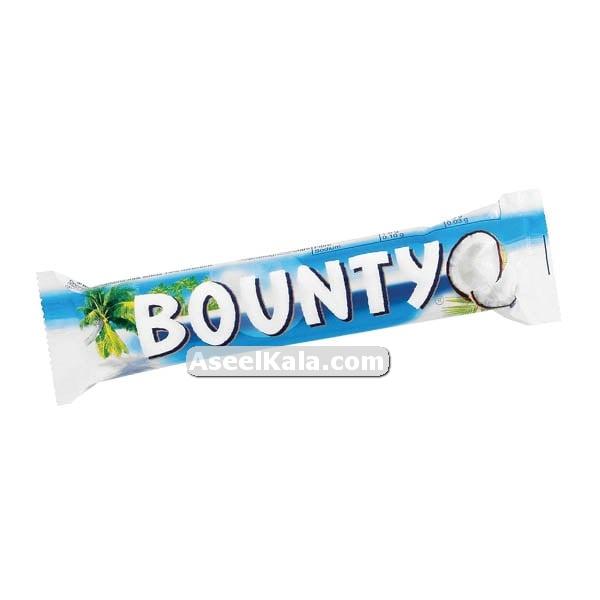 شکلات نارگیلی بونتی BOUNTY وزن 157