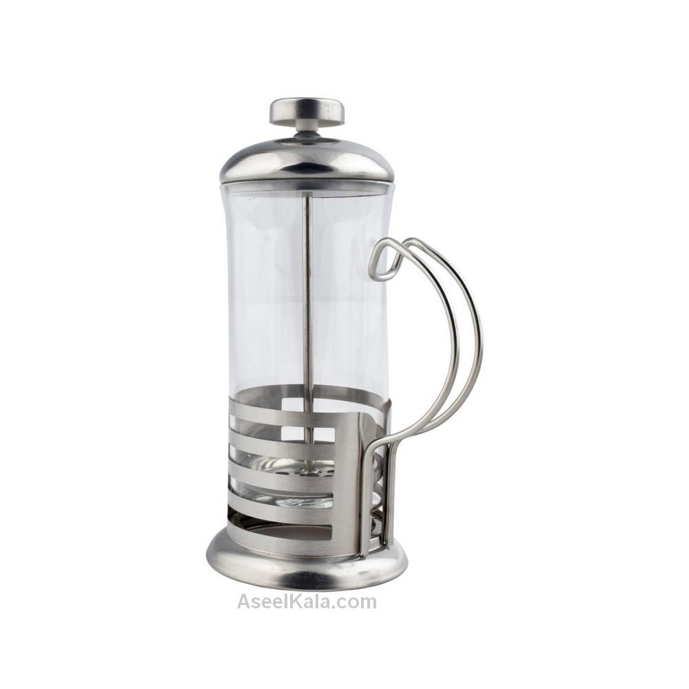 چای و قهوه ساز فرنچ پرس ۳۵۰ میل