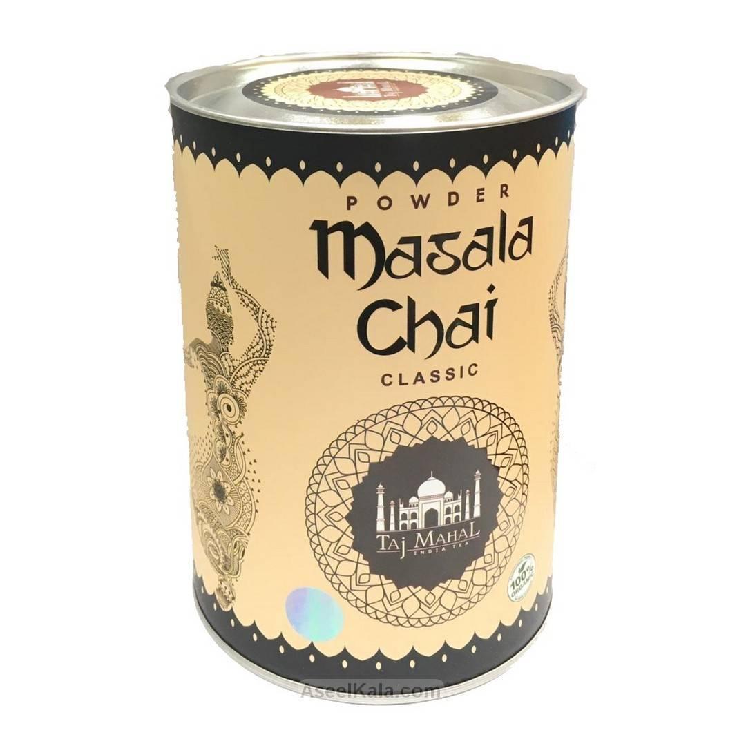 چای ماسالا تاج محل Taj Mahal مدل کلاسیک وزن 500 گرم