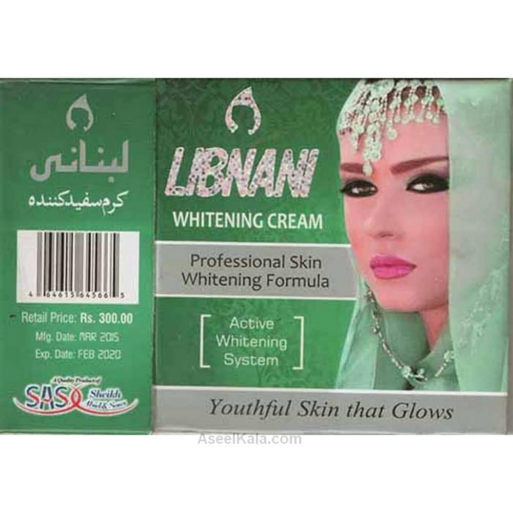 کرم سفید کننده لبنانی Libnani وزن 12 میل