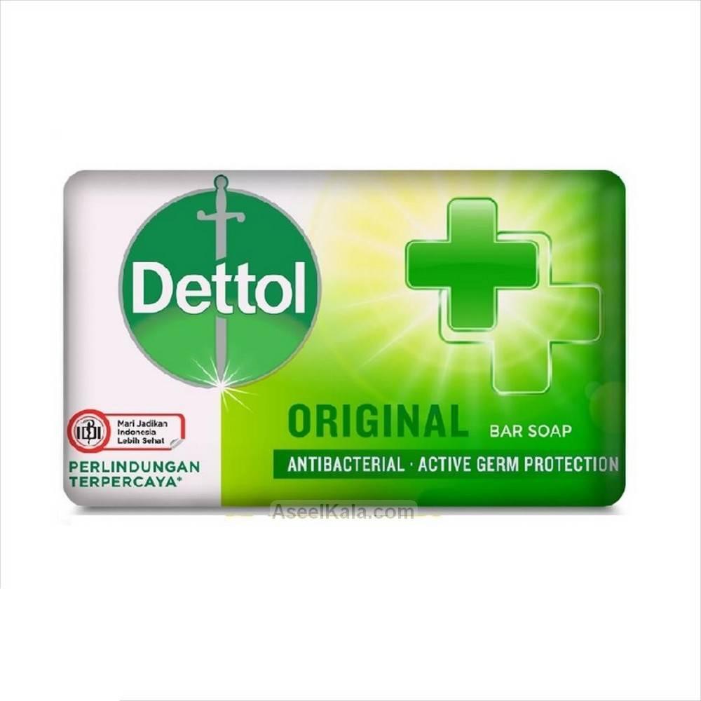 صابون اورجینال دتول Dettol وزن 65 گرم