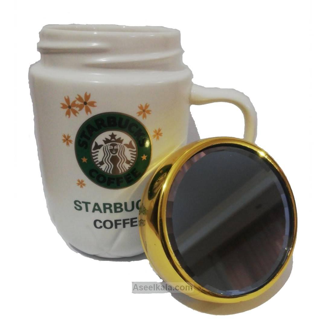 مشخصات ، قیمت و خرید فنجان کافی خوری مدل Starbucks Coffee
