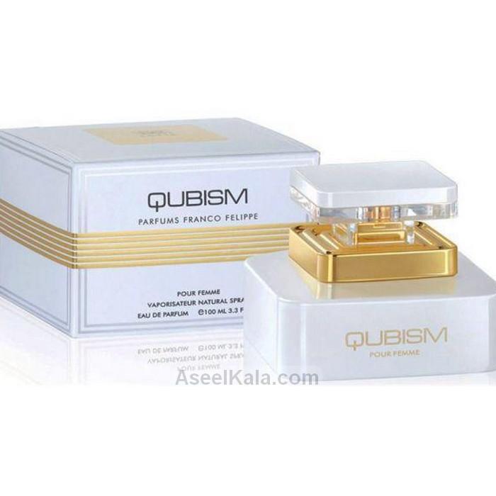 مشخصات ، قیمت و خرید ادکلن زنانه کوبیسم Qubism وزن 100 میل